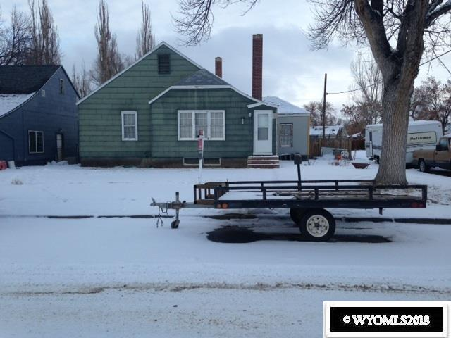 1121 Pulliam Avenue, Worland, WY 82401 (MLS #20186895) :: RE/MAX The Group