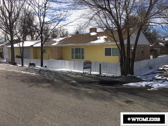 144 N 3rd Avenue, Mills, WY 82644 (MLS #20186910) :: Lisa Burridge & Associates Real Estate