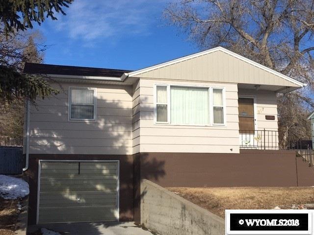 917 High Street, Rawlins, WY 82301 (MLS #20186978) :: Lisa Burridge & Associates Real Estate