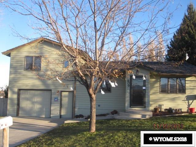 609 Klondike Dr, Buffalo, WY 82834 (MLS #20187114) :: RE/MAX The Group