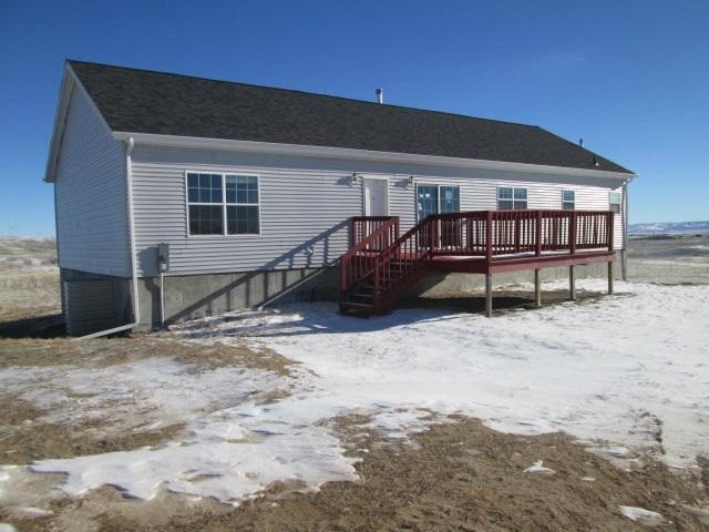 70 Flowers Rd., Glenrock, WY 82637 (MLS #20190031) :: RE/MAX The Group