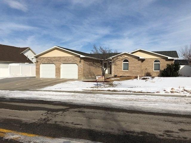 2295 West Teton Boulevard, Green River, WY 82935 (MLS #20190150) :: RE/MAX The Group