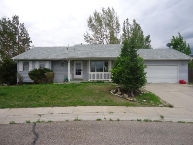 318 College Lane, Rock Springs, WY 82901 (MLS #20190270) :: RE/MAX The Group