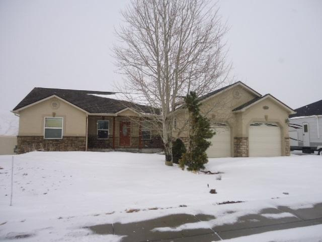 1340 Doe Drive, Green River, WY 82935 (MLS #20190347) :: RE/MAX The Group