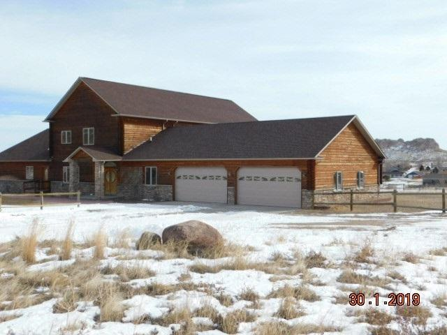 47 Ridge Drive, Douglas, WY 82633 (MLS #20190622) :: Lisa Burridge & Associates Real Estate
