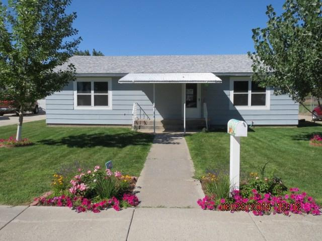 1219 Howell Avenue, Worland, WY 82401 (MLS #20191196) :: Real Estate Leaders