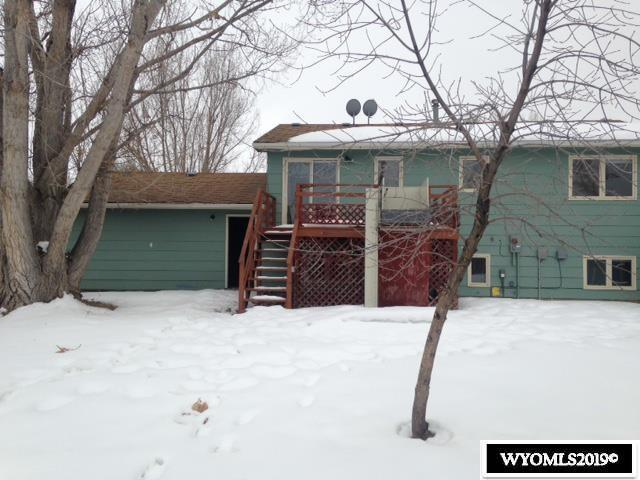 1813 Cardinal Street, Worland, WY 82401 (MLS #20191315) :: RE/MAX The Group