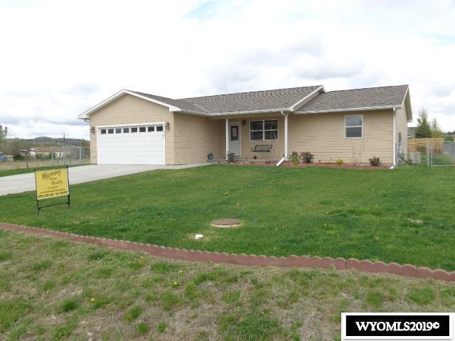 451 W Ontario Street, Guernsey, WY 82214 (MLS #20191361) :: RE/MAX The Group