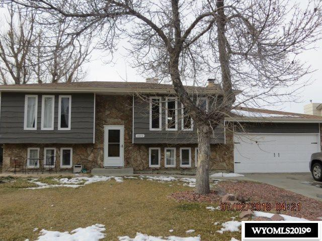 1072 Bretton, Casper, WY 82609 (MLS #20191398) :: Lisa Burridge & Associates Real Estate