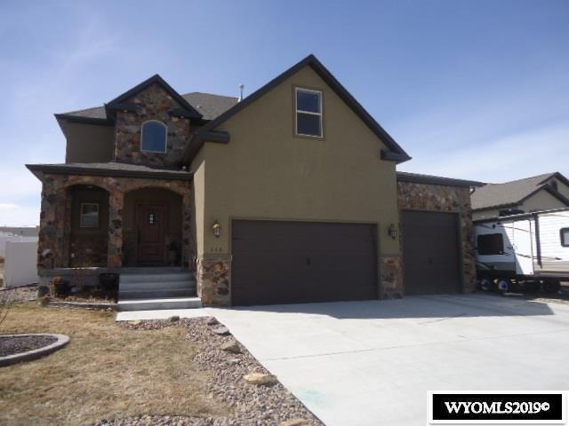 340 Flagstone Drive, Rock Springs, WY 82901 (MLS #20191698) :: Lisa Burridge & Associates Real Estate
