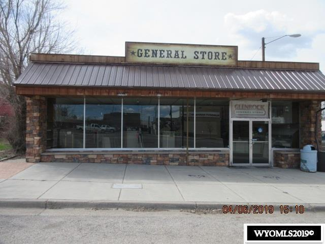 215 S 4th St, Glenrock, WY 82637 (MLS #20191791) :: RE/MAX The Group