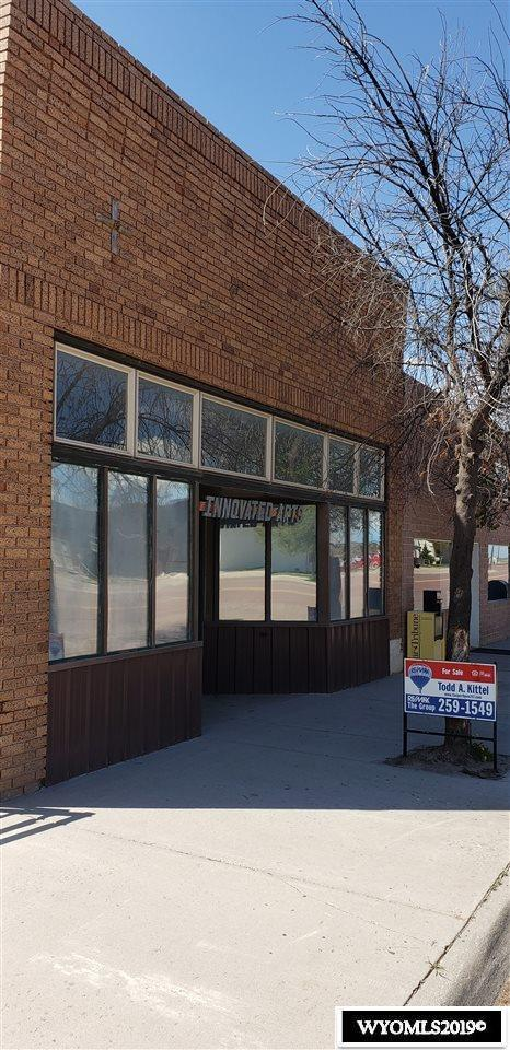 116 N Yellowstone Highway, Glendo, WY 82213 (MLS #20192608) :: RE/MAX The Group