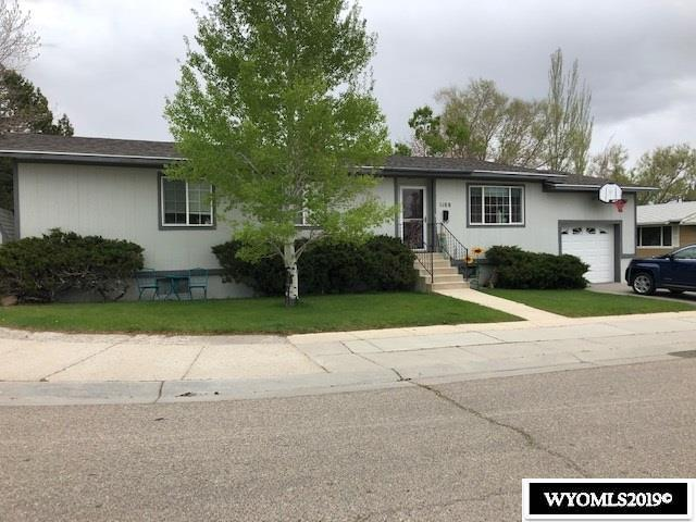 1108 Continental Street, Rock Springs, WY 82901 (MLS #20192652) :: RE/MAX The Group