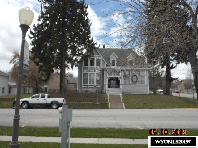 1049 Center Street, Evanston, WY 82930 (MLS #20192706) :: RE/MAX The Group