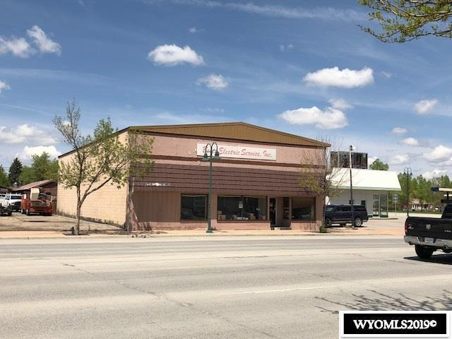 708 E Main Street, Riverton, WY 82501 (MLS #20192886) :: Real Estate Leaders
