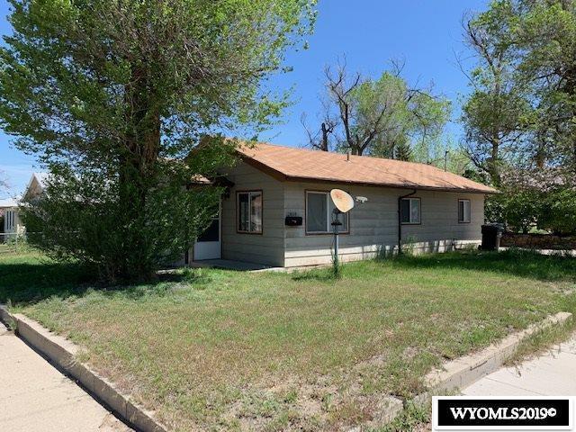 1404 E 1st Street, Casper, WY 82601 (MLS #20192970) :: Lisa Burridge & Associates Real Estate