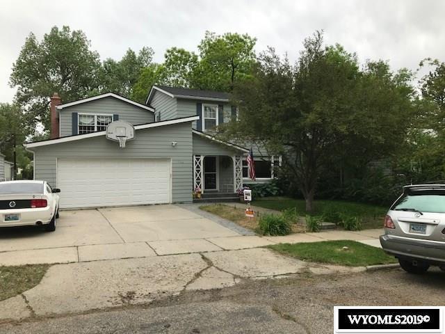 1726 S Walnut, Casper, WY 82601 (MLS #20193197) :: Real Estate Leaders