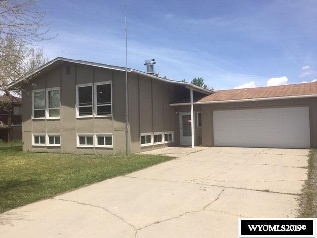 104 S Harrison, Hanna, WY 82327 (MLS #20193216) :: RE/MAX The Group