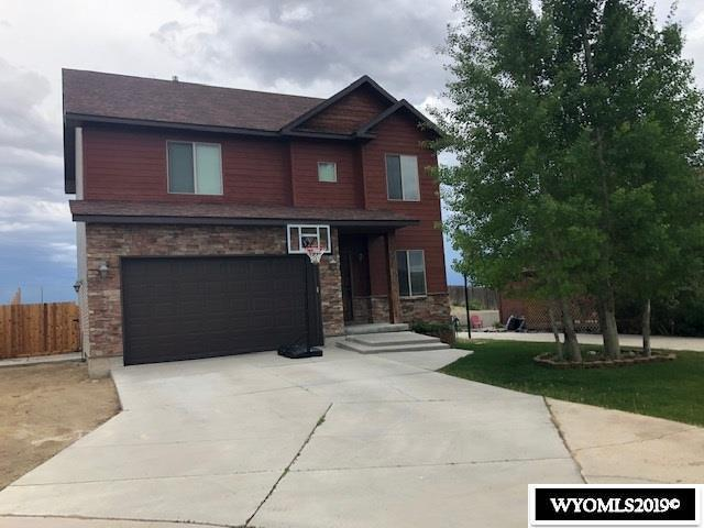 841 Burr, Rock Springs, WY 82901 (MLS #20193282) :: RE/MAX The Group