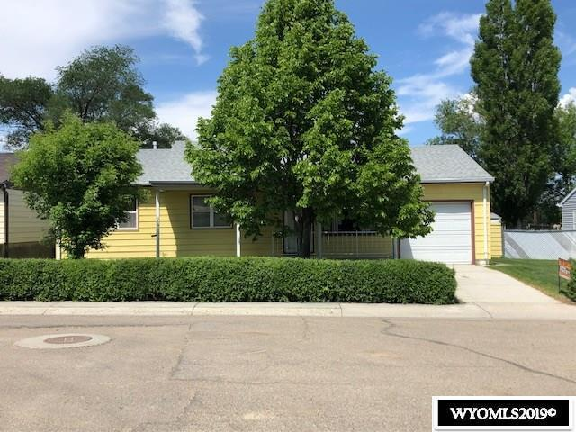 106 Agate, Rock Springs, WY 89201 (MLS #20193342) :: Lisa Burridge & Associates Real Estate