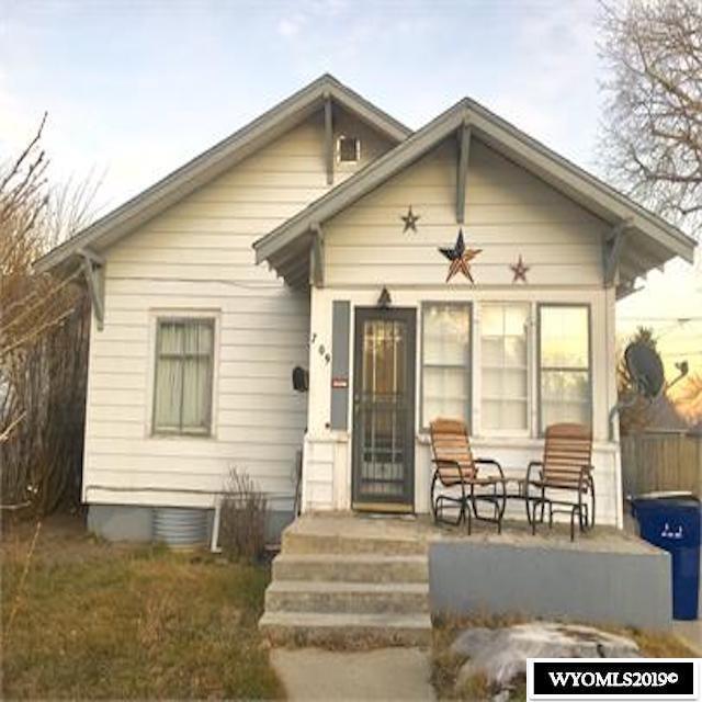 709 11th Street, Rawlins, WY 82301 (MLS #20193456) :: Real Estate Leaders