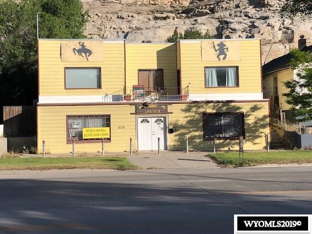 608 Dewar Drive, Rock Springs, WY 82901 (MLS #20193463) :: Real Estate Leaders