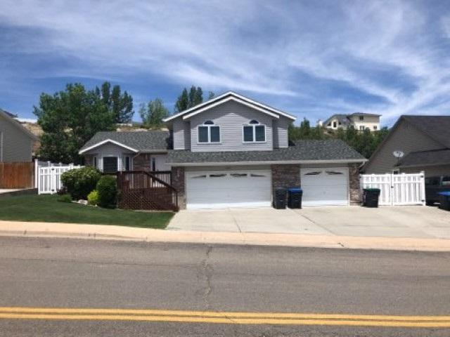 2115 East Teton Boulevard, Green River, WY 82935 (MLS #20193524) :: Lisa Burridge & Associates Real Estate