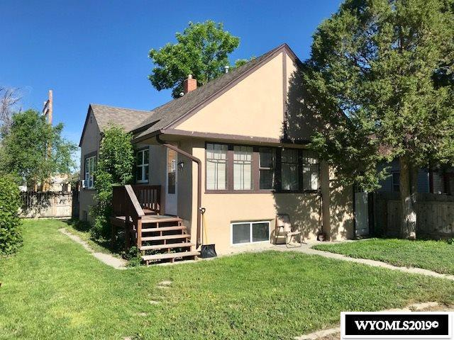 210 N 3rd, Douglas, WY 82633 (MLS #20193554) :: RE/MAX The Group