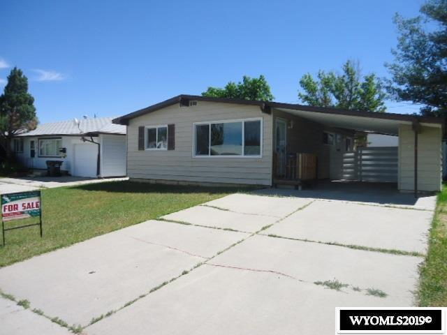 1251 Lincoln Avenue, Rock Springs, WY 82901 (MLS #20193817) :: RE/MAX The Group