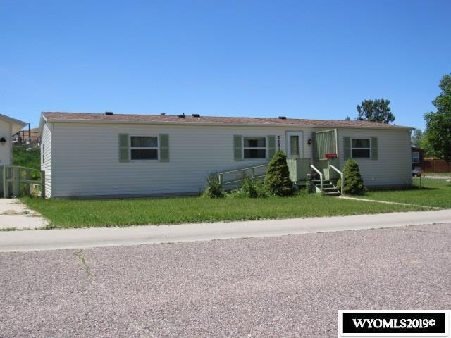 2153 W Mitchell Street, Wheatland, WY 82201 (MLS #20193996) :: RE/MAX The Group