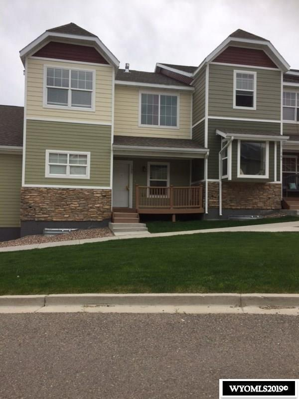 150 Fox Hills Drive, Green River, WY 82935 (MLS #20194066) :: RE/MAX The Group
