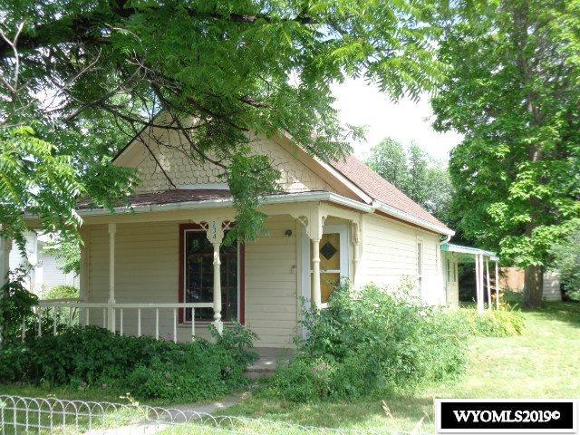 234 S Idaho Avenue, Guernsey, WY 82214 (MLS #20194132) :: RE/MAX The Group
