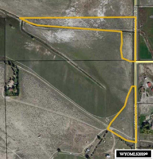 000 & 001 Eight Mile Road, Riverton, WY 82501 (MLS #20194185) :: RE/MAX The Group