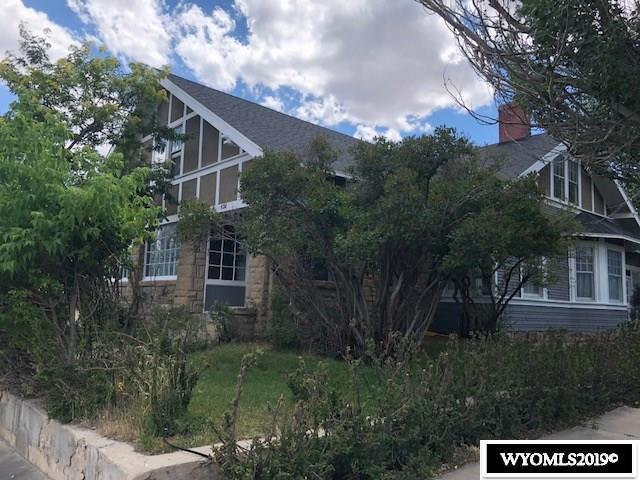 520 3rd, Rawlins, WY 82301 (MLS #20194250) :: RE/MAX The Group