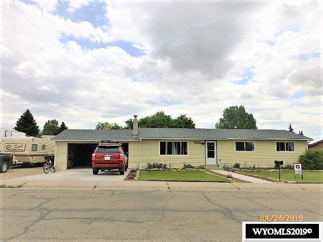 1332 Uinta Dr, Kemmerer, WY 83101 (MLS #20194292) :: Lisa Burridge & Associates Real Estate