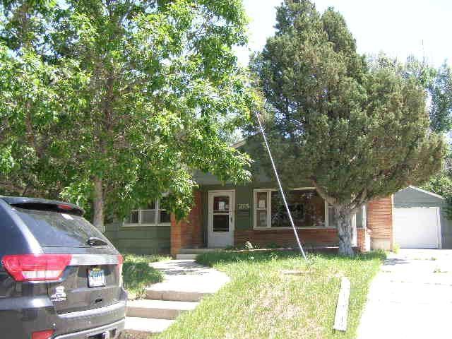 215 S Minnesota Avenue, Casper, WY 82609 (MLS #20194455) :: Lisa Burridge & Associates Real Estate