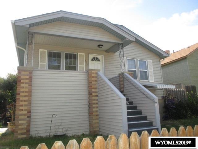 301 I Street, Rock Springs, WY 82901 (MLS #20194523) :: Real Estate Leaders