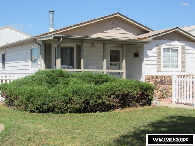 34 Beaver Road, Wheatland, WY 82201 (MLS #20194537) :: Lisa Burridge & Associates Real Estate