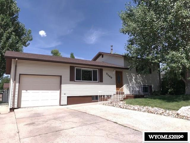 3540 Teton Street, Casper, WY 82609 (MLS #20194582) :: Lisa Burridge & Associates Real Estate