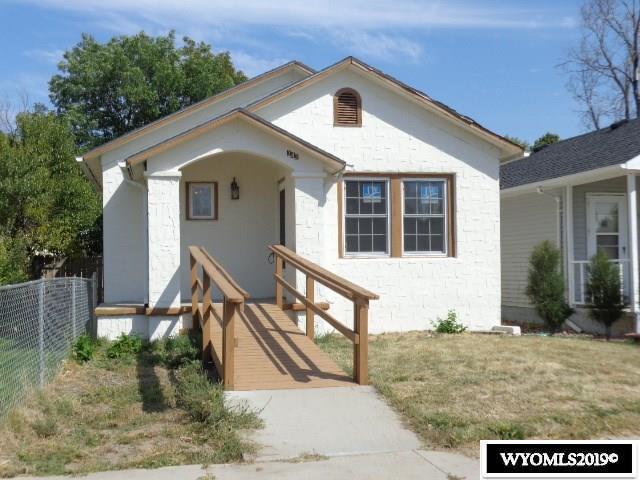 342 S Dakota Avenue, Guernsey, WY 82214 (MLS #20194590) :: Lisa Burridge & Associates Real Estate