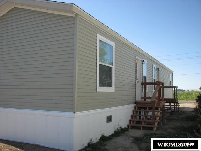 333 Washakie, Worland, WY 82401 (MLS #20194776) :: Real Estate Leaders