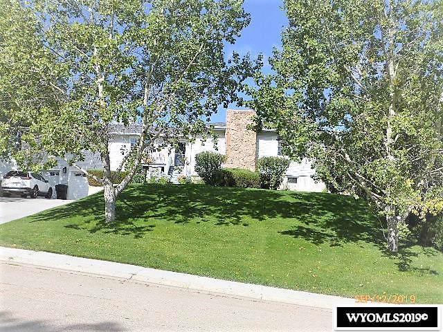 1121 Sorenson Dr, Kemmerer, WY 83101 (MLS #20195408) :: Lisa Burridge & Associates Real Estate