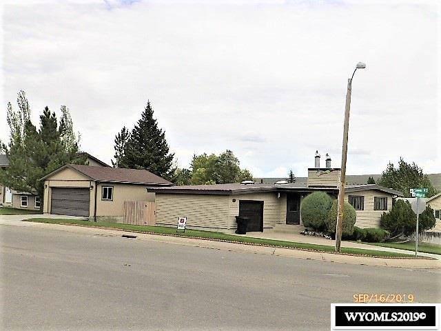 1705 Antelope Street, Kemmerer, WY 83101 (MLS #20195465) :: Real Estate Leaders