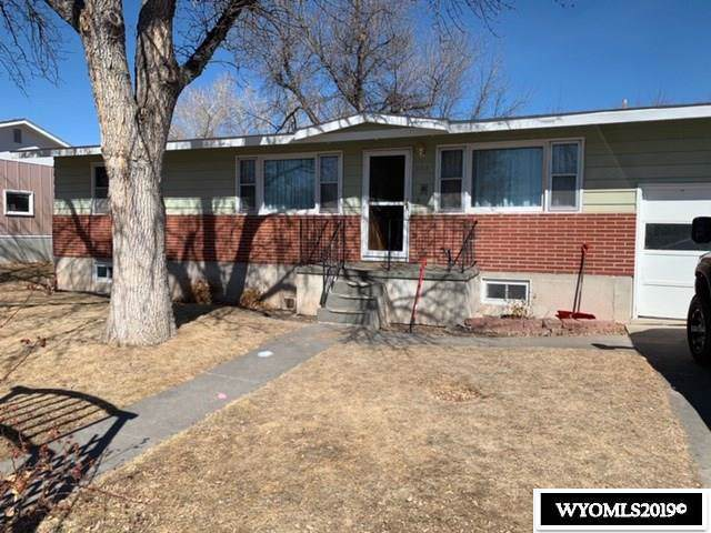 508 Southridge Dr Drive, Riverton, WY 82501 (MLS #20195489) :: Lisa Burridge & Associates Real Estate