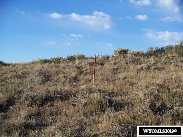 N1/2 Lot9 UnitB Commissary Ridge(Ranch), Kemmerer, WY 83101 (MLS #20195531) :: Real Estate Leaders