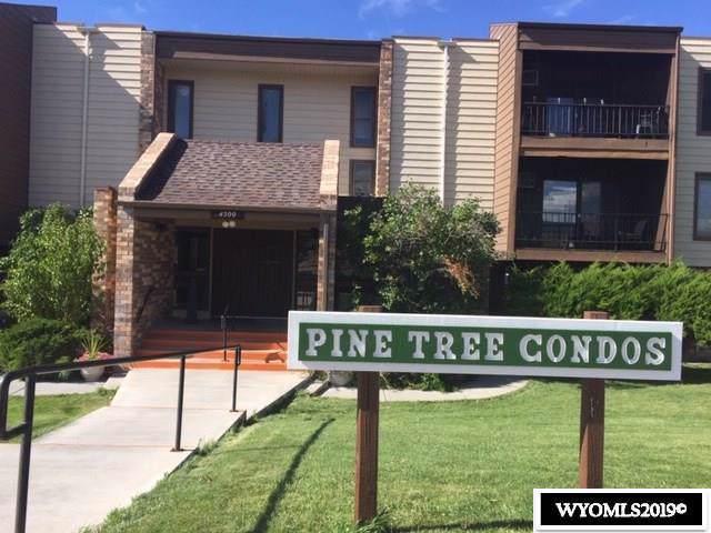 4500 S Poplar #212A, Casper, WY 82601 (MLS #20195549) :: Lisa Burridge & Associates Real Estate