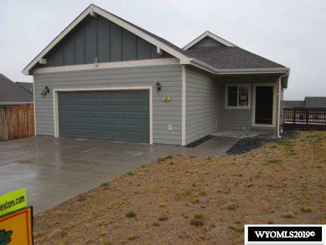 871 S 4TH AVE, Mills, WY 82644 (MLS #20195748) :: Real Estate Leaders