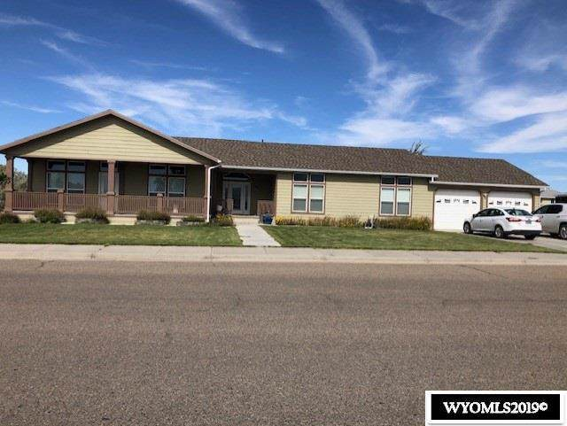 1957 Darnley, Rawlins, WY 82301 (MLS #20195751) :: Lisa Burridge & Associates Real Estate