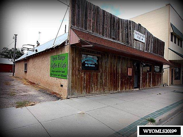 204 Main Street, Lingle, WY 82223 (MLS #20195776) :: RE/MAX The Group
