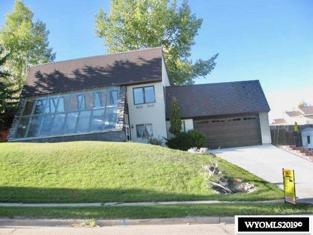 156 Spring Brook Dr, Evanston, WY 82930 (MLS #20195817) :: RE/MAX The Group